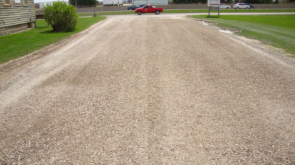 The Gravel Doctor Driveway Repair 120